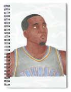 Kendrick Perkins Spiral Notebook