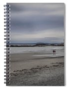 Kennebunkport Maine And Colonial Hotel Spiral Notebook