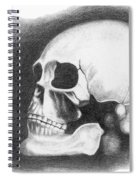 Kennewick Man Spiral Notebook