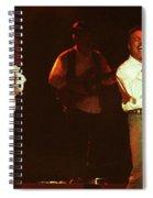 Kenny G-peabo Bryson-95-1372 Spiral Notebook
