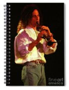 Kennyg-95-3566 Spiral Notebook