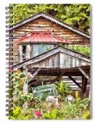 Kentucky Country Spiral Notebook