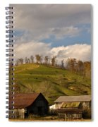 Kentucky Mountain Farmland Spiral Notebook
