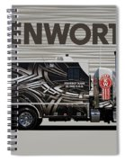 Kenworth Proudly Made In The Usa Spiral Notebook