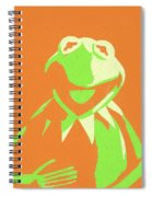 Kermit The Frog Spiral Notebook