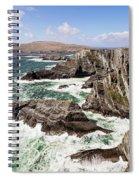 Kerry Cliffs Spiral Notebook