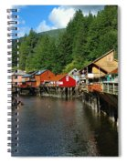 Ketchikan Creek Spiral Notebook