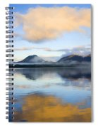Ketchikan Sunrise Spiral Notebook