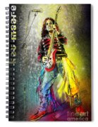 Kev Moore Spiral Notebook