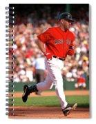 Kevin Youkilis Spiral Notebook