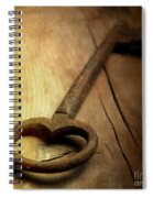 Key Spiral Notebook