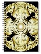 Key Knob Spiral Notebook