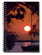 Key Largo Spiral Notebook