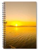 Key Largo Sunrise 2 Spiral Notebook