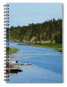 Key River Spiral Notebook
