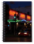 Key West By Night Spiral Notebook