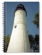 Key West Lighthouse Spiral Notebook