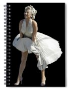 Key West Marilyn - Special Edition Spiral Notebook