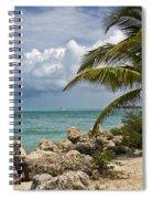 Key West Paradise 4 Spiral Notebook
