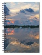 Key West Sunrise 11 Spiral Notebook