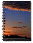 Key West Sunrise 14 Spiral Notebook