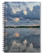 Key West Sunrise 7 Spiral Notebook