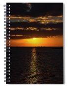 Key West Sunset 29 Spiral Notebook