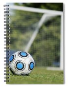 Kick Me Spiral Notebook