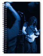 Kickback City Blues Spiral Notebook