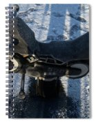 Kiddie Leathers Spiral Notebook