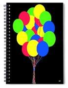 Kids Korner Balloons Spiral Notebook