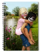 Kids Wanna Have Fun Spiral Notebook