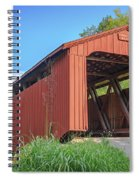 Kidwell Covered Bridge Spiral Notebook