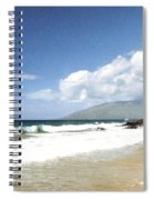Kihei Spiral Notebook