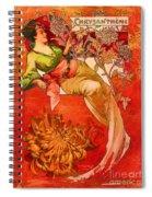 Kiku 2016 Spiral Notebook
