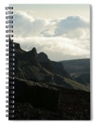 Kilakila O Haleakala Ala Hea Ka La The Sacred House Of The Sun Spiral Notebook