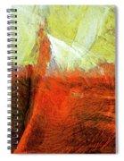 Kilauea Spiral Notebook