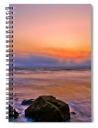 Killantringan Bay Spiral Notebook