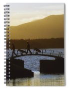 Killarney Golf Club, Lough Leane, Co Spiral Notebook