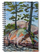 Killarney Point- The Phlip Side Spiral Notebook