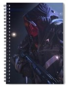 Killzone Shadow Fall Spiral Notebook
