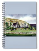 Kilnsey Crag Spiral Notebook