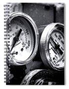 Kilopascal Spiral Notebook