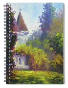 Kimberly Crest Spiral Notebook