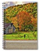 Kindred Barns Spiral Notebook