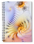 Kinetic Pantomime Spiral Notebook