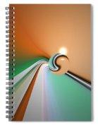 Kinfluxing Spiral Notebook