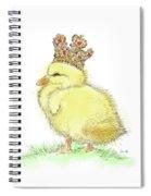 King Duckling Spiral Notebook
