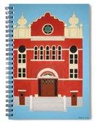 King Edward Street Shul Spiral Notebook