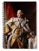 King George IIi Spiral Notebook